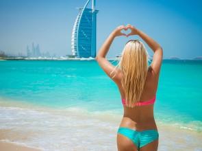 Дубай на 24 января