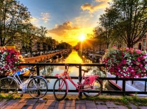 Амстердам из Москвы